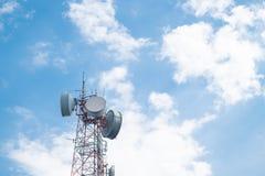 Relação de relé de rádio, Imagens de Stock