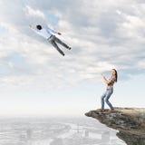 Relações de negócio Imagens de Stock