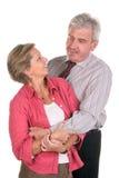 Relacionamento feliz Imagem de Stock Royalty Free