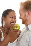 Relacionamentos saudáveis Imagem de Stock