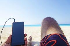 Relajación 2 del verano Fotografía de archivo libre de regalías