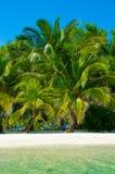 Relajación en la silla - isla hermosa Imagen de archivo