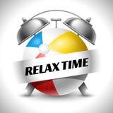 Relaje el tiempo Fotografía de archivo libre de regalías