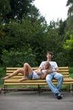 relaks Fotografia Stock