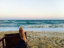 relaks Zdjęcie Stock