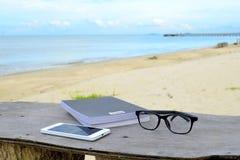 Relaksować na plaży 3 Obrazy Stock