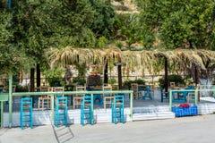 Relaksu czas, Syvota, Grecja Zdjęcie Royalty Free