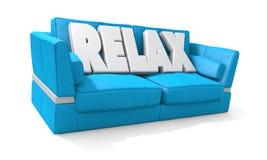 Relaksuje Obraz Stock