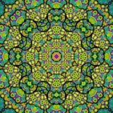 Relaksuje kalejdoskop Ilustracja Wektor