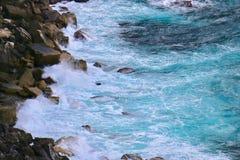 Relaksuje na plaży Zdjęcia Stock