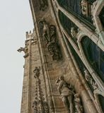 Relance do domo de Milão Fotografia de Stock Royalty Free