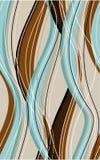 Relance el modelo de onda Imagen de archivo libre de regalías