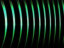 Relanzar la señal digital Ilustración del Vector