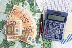 Relate resultados e benefícios Imagem de Stock