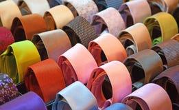 Relations étroites colorées Images libres de droits