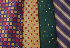 Relations étroites multicolores images stock