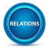 Relations Eyeball Blue Round Button royalty free illustration
