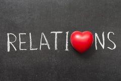 Relations Stock Photos