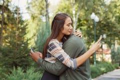 Relationship communication problem Royalty Free Stock Photo