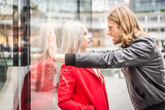 Relationship issues Royalty Free Stock Photo
