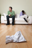 Relationship Problems Stock Photo