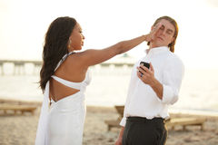 Relationship problems Stock Photos