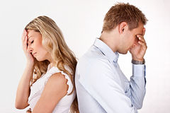 Free Relationship Problems Royalty Free Stock Image - 31141136