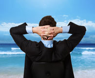 Relax Royalty Free Stock Photo