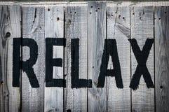 relax Royaltyfri Foto