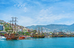 Relax in Alanya Stock Photos