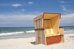 Relax on the beach. Royalty Free Stock Photography