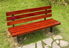 Relax Bench Stock Photography