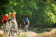 Relax biking Stock Photos