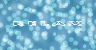 Relax bokeh blur background Stock Photo