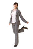 Relax business woman Stock Image