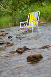 Relax chair Royalty Free Stock Images