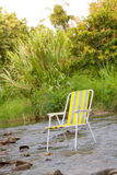 Relax chair Royalty Free Stock Image