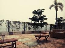 Relax here. Penang at Malaysai Royalty Free Stock Images