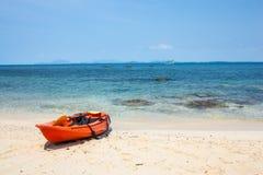 Relax Holiday at Munnork Island. Relax Holiday, Munnork Island, Rayong Province, Gulf of Thailand Royalty Free Stock Image
