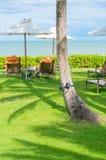 Relax at Huahin Royalty Free Stock Image