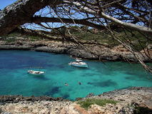 Relax in Majorca royalty free stock images