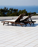 Relax - Naples Gulf Royalty Free Stock Image