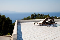 Relax - Naples Gulf Royalty Free Stock Photo