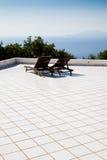 Relax - Naples Gulf Stock Image