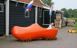 Relax in netherlands Stock Images