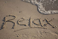 Free Relax On The Beach Stock Images - 7052794