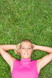 Relax at the park Royalty Free Stock Images