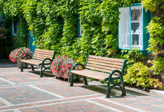 Relax place to sit Stock Photo