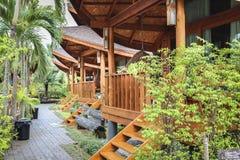 Relax resort Stock Image