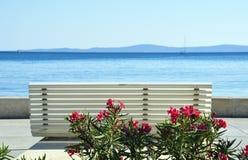 Relax at the sea. Croatia Stock Photography